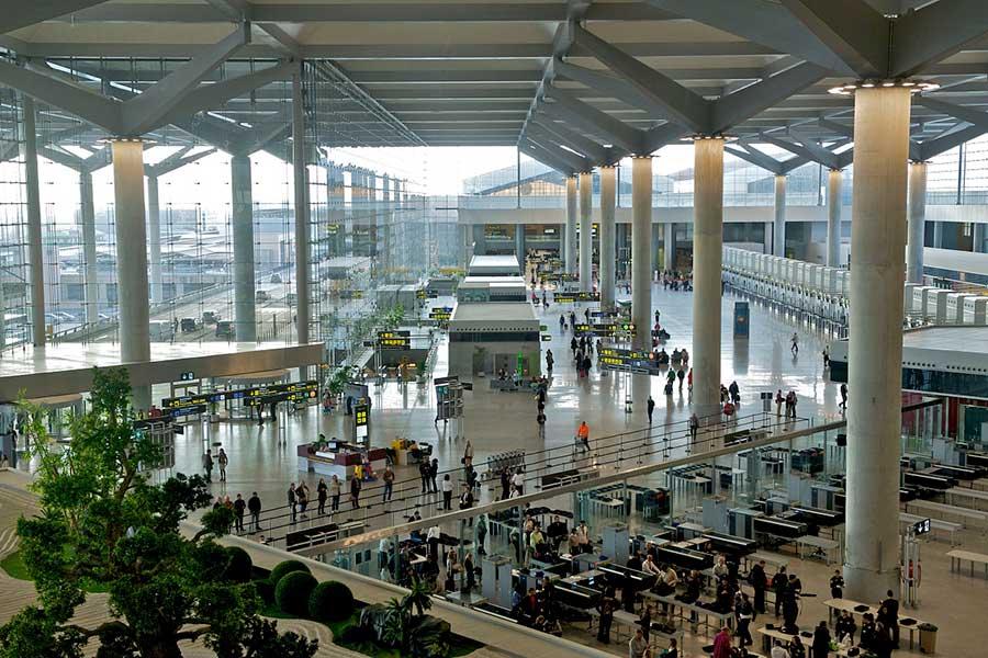 Grupo Masa llevará el mantenimiento de los aeropuertos de Andalucía.